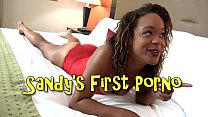 Sandy's First Porno
