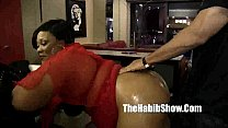 Monster dick Redzilla tearing bbw milf cherryre...