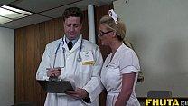 FHUTA -  Doctor Giving Phoenix Marie a Full Ana... thumb