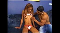 Black girl Sandy Brown gets fucked