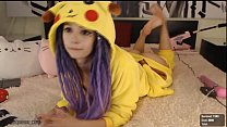 purple-bitch.com/chaturbate (Super Cute Pikachu...