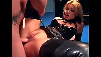 fucking lingerie latex and uniform a in Blonde