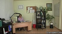 bitch mature old with sex office Hot