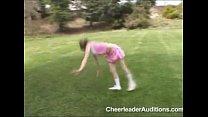 Petite Teen Cheerleader!