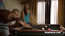 babe beautiful with fuck Pool