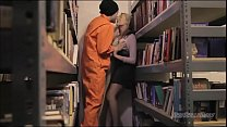 Force Sex in the prison library http://frtyb.co...