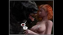 2-3 episodes rider. dragon comic: 3d