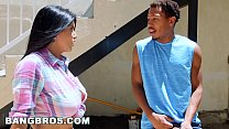 BANGBROS - Romi Rains in a Big Black Dick on Mo... thumb