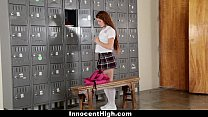 innocenthigh   slutty cheerleader squirts all over coach