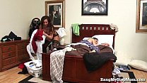 Horny Guy Goes Balls Deep In His Stepmom