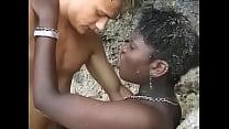 african girl fucked on the beach