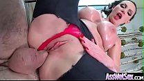 Deep Hard Anal Sex With Lovely Big Round Butt G...
