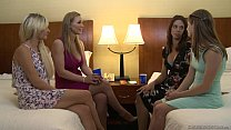 Tanya Tate and a newbie lesbian Alice March - G...