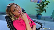 Brazzers - (August Ames) - Big Tits at Work porn videos