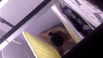 người yêu thủ dâm trong phòng tắm