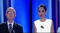 Popy olivera le dice sus verrdades a alan garcía en el debate presidencial 2016