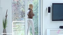 Nikki Wayne and Aria Logan in Beginner fun times lesbian scene by Sapphic Erotic