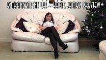 Kacie James Entrancement UK Preview