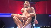 wicked hot blondes fuck and suck in a threesome