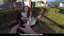 TeensLoveMoney - Leigh Rose Loves Money And Sex porn videos