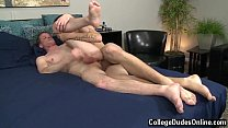 Chinese bareback twink Tory Clifton Takes Marco...
