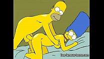 orgy hentai Simpsons