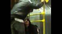 bogota de bus transmilenio el en orina se mujer mujer