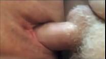 Mature Pussy Fucked Closeup Creampie