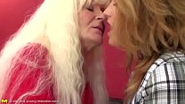 lesbian-sex.ml on -more girl.720p lesbian sweet young fucks granny lesbian Old