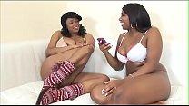 Big Black Lesbian Tits 2  scene 1  480p
