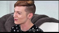 hd gaycastings   young twink lenox huge facial by amateur