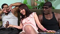 cocks black by dp'd while squirts hase Marica