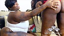Onyxxx Samone & Paris Allure Fuck and Suck Doub...