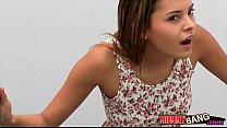 Busty milf Mercedes Carrera amazing 3way with young couple