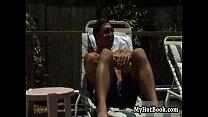 naked sunbathing shes as lafferty peyton meet We