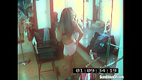 CCTV Captures A Hot And Skanky Lesbian Affair porn videos