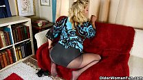 Grandma never told anyone about her pantyhose f...