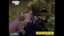 11-12 episodes neverquest. of world comic: 3d