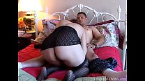 fucki... loves stockings in chick thick cute Super