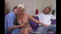 Красивое эротическое видео с блондинкой