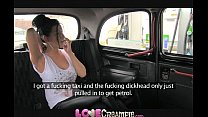 Love Creampie British slut gives fake taxi driver deep blowjob before anal - download porn videos