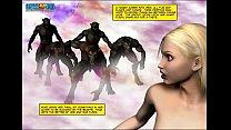 9 episode chronicles. neverquest comic: 3d