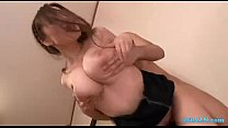 Office Lady With Huge Tits Sucking Cocks Fucked... thumb