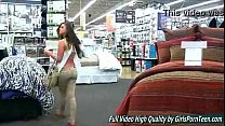 whitney westgate showing her huge tits in public