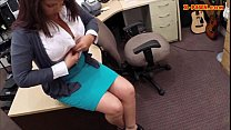milf sells her hubbys stuff and pounded to earn money