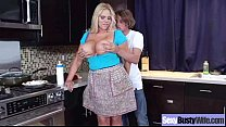 (karen fisher) naughty bigtits housewife bang h…