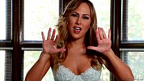 Carter Cruise and Serena Blair Try Anal