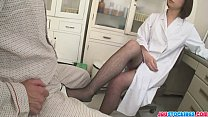 Kaoru Natsuki Fucks In Glasses And Stockings porn videos