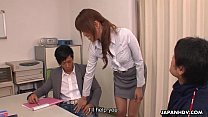 tai phim sex -xem phim sex Review board gets fucked by the naughty teacher