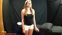 hot blonde gets erotic massage and happy ending